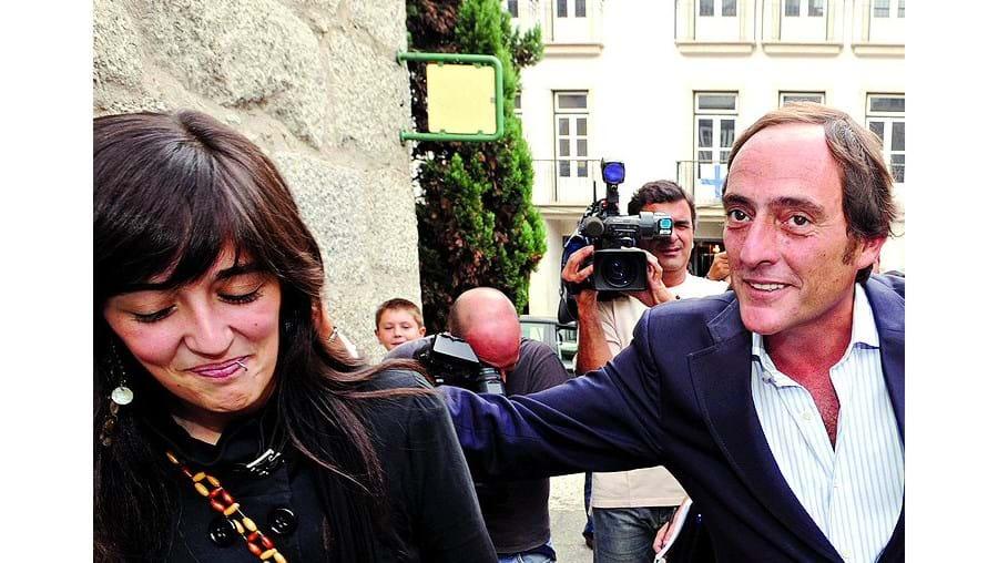 Paulo Portas tentou 'arrancar' votos junto da população de Guimarães