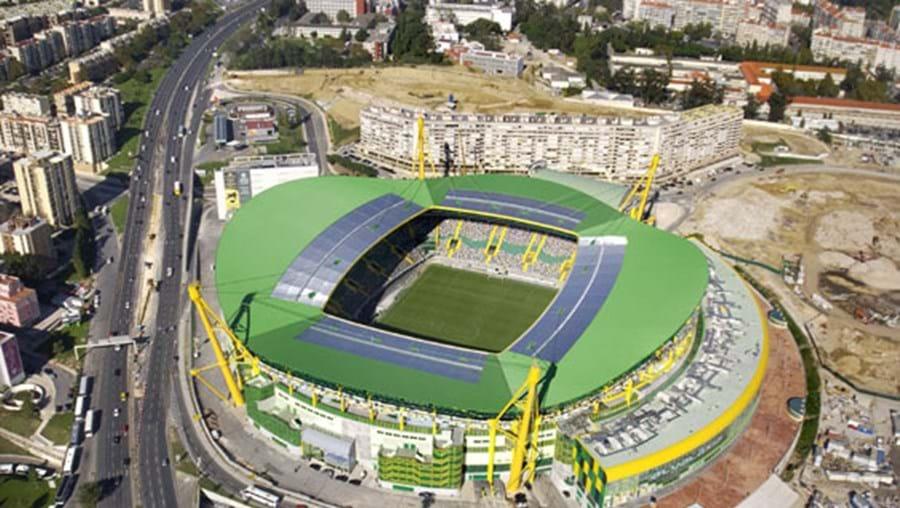 Estádio de Alvalade vai receber FC Porto este sábado à noite