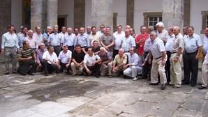 Companhia de Artilharia 3329 convive em Évora