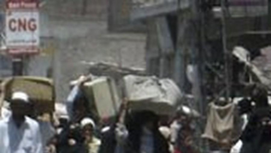 Paquistão: 41 mortos em explosão (ACTUALIZADA)