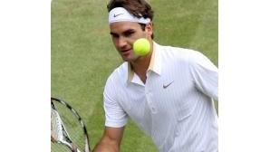 Federer vence e oferece aula de gestão