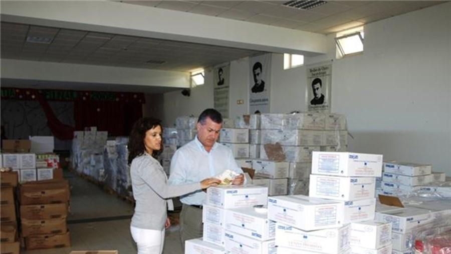 Arcos de Valdevez ajuda famílias