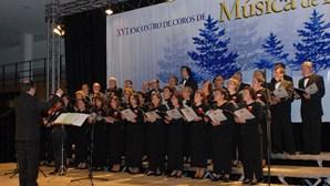 Grupos corais dão concerto de Natal em Fafe