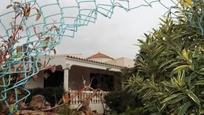 Casal suíço foi espancado na sua vivenda do Algarve