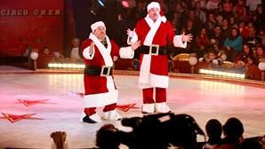 Canais entram na festa de Natal