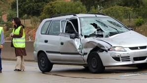 Mais feridos na estrada