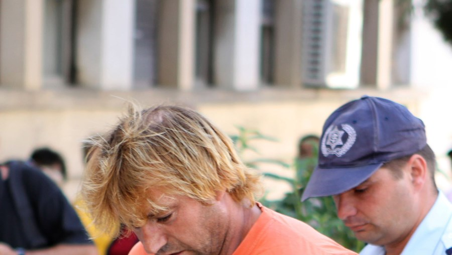 Amor Demétrio ouve sentença no Tribunal de Faro no dia 11 de Janeiro