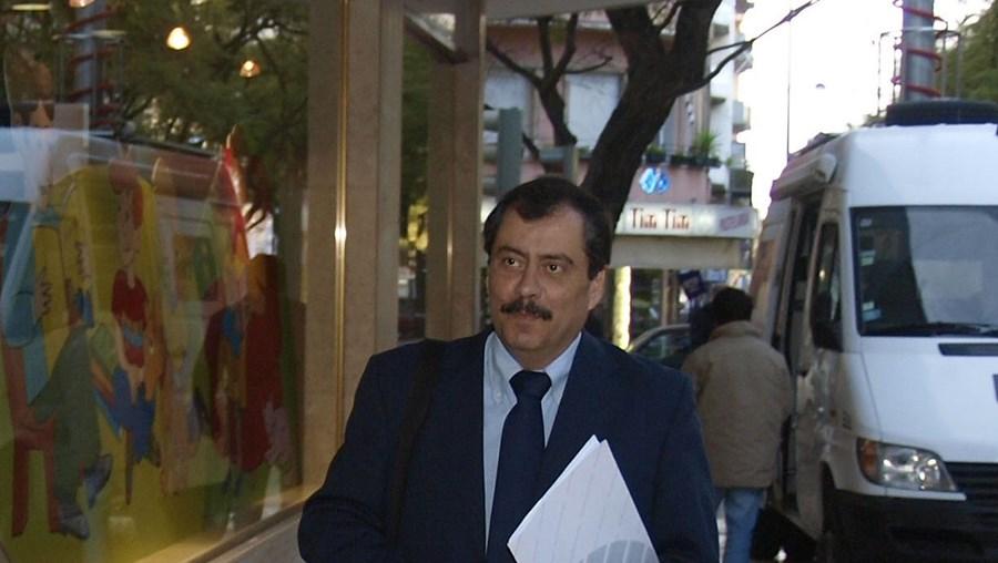 Mário Nogueira (Fenprof)  está reunido no ME