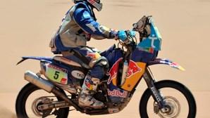 Hélder Rodrigues termina Dakar no 4.º lugar