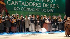 Cantar aos Reis em Fafe