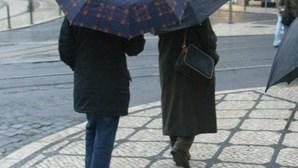 Minho espera vento forte e chuva