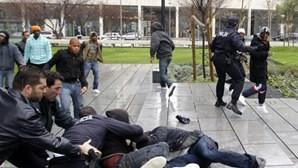 Bairros rivais na mira da polícia