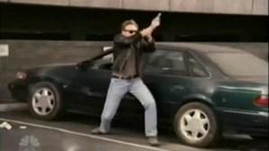 Conan O'Brien 'recebido a tiro' na NBC (COM VÍDEO)