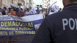Director nacional da PSP reúne-se com sindicatos