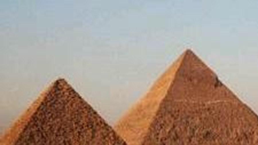 Túmulos são os mais antigos encontrados até agora em Saqara