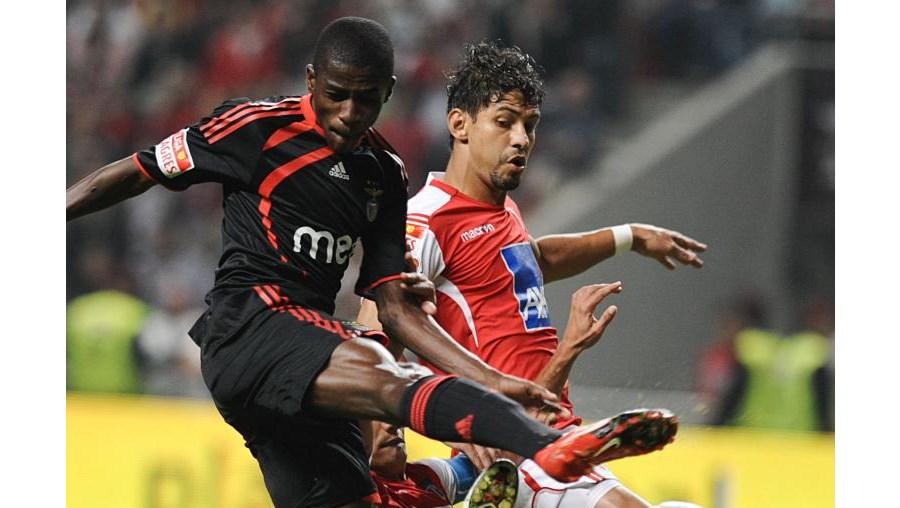 Benfica e Braga. candidatos ao título