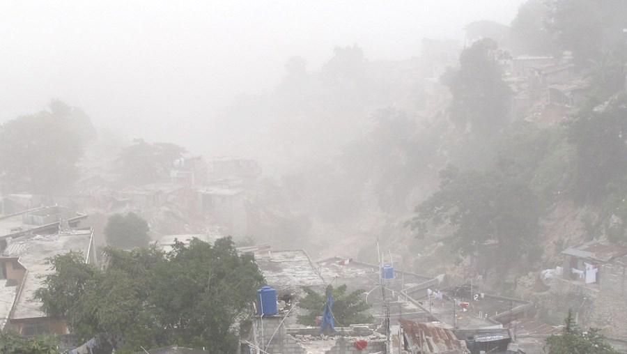 A situação no Haiti continua a ser muito difícil