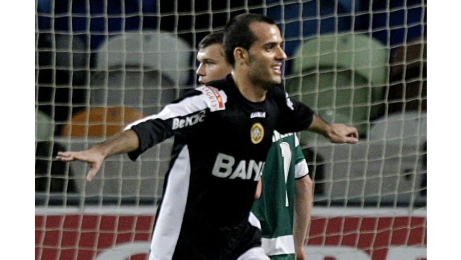Ruben Micael foi aplaudido em Alvalade, mas o seu destino é o FC Porto