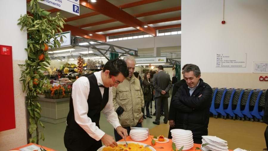 Festa da Laranja no Mercado de Portimão