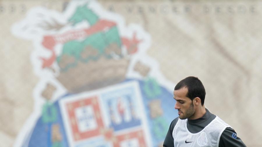 O médio Ruben Micael, de 23 anos, pode estrear-se hoje pelo FC Porto