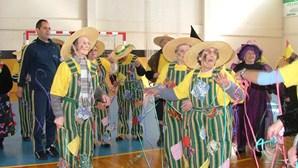 Festa sénior em Estarreja