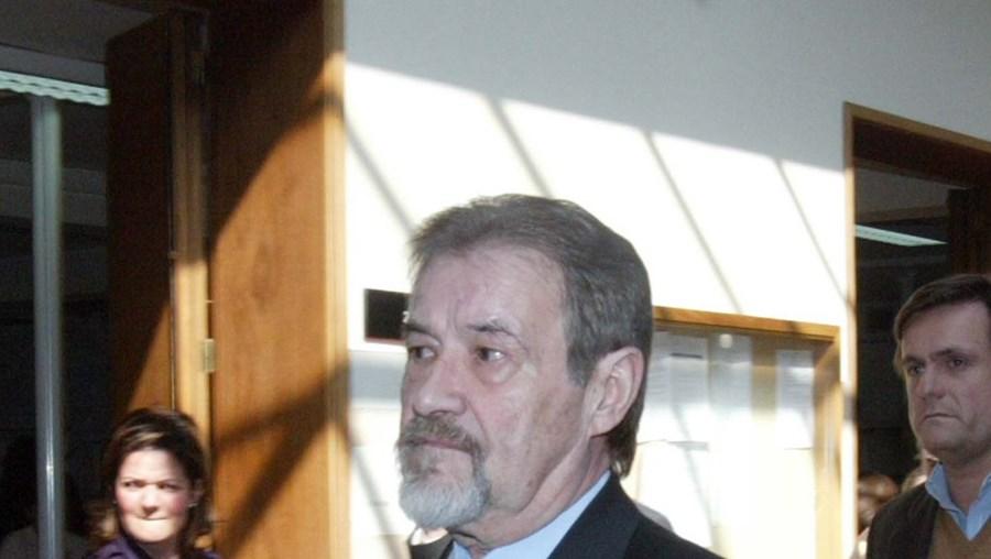 Madaíl almoçou com Carlos Pinto, autarca de Covilhã