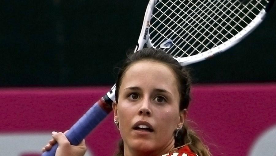 Michelle Brito: Derrotada na Fed Cup