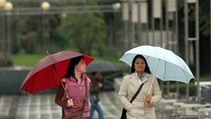 Meteorologia: Possibilidade de trovoadas