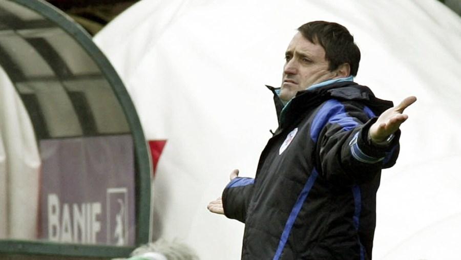 Conceição pede concentração total aos jogadores do Belenenses