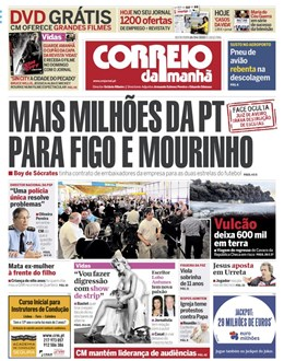 Capa 16 Abril 2010
