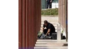 Faro: Mala abandonada obriga a perímetro de segurança