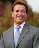 Arnold Schwarzenegger nasceu na Áustria