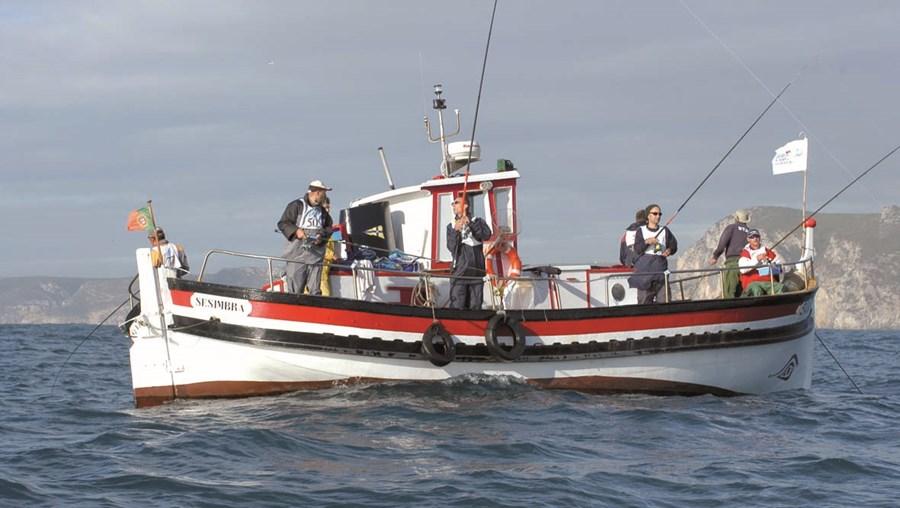 Pesca Desportiva em Sesimbra
