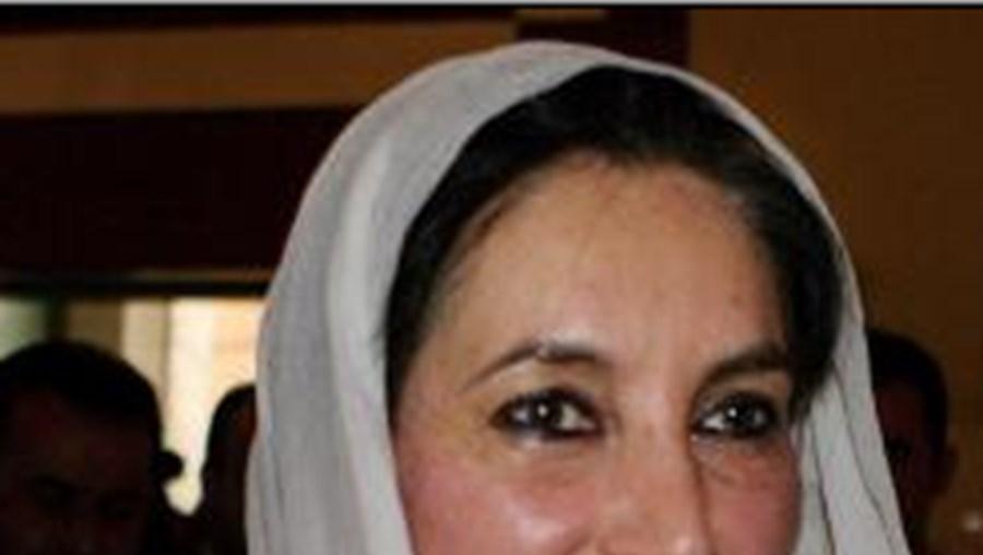Benazir Bhutto morreu a 27 de Dezembro de 2007