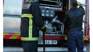 Porto: Incêndio corta linha do eléctrico