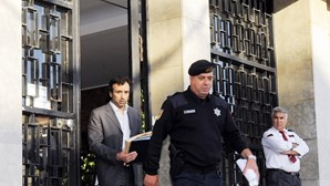 Advogado preso por perigo de fuga