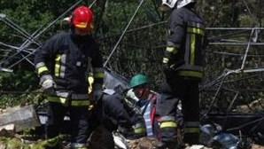 Dois mortos em explosão de pirotecnia