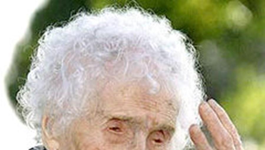 Mulher mais velha do Mundo gostava de ar livre