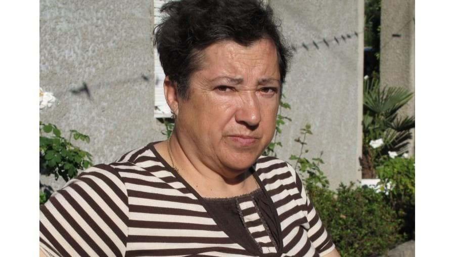 Maria Emília, tia da bebé atacada