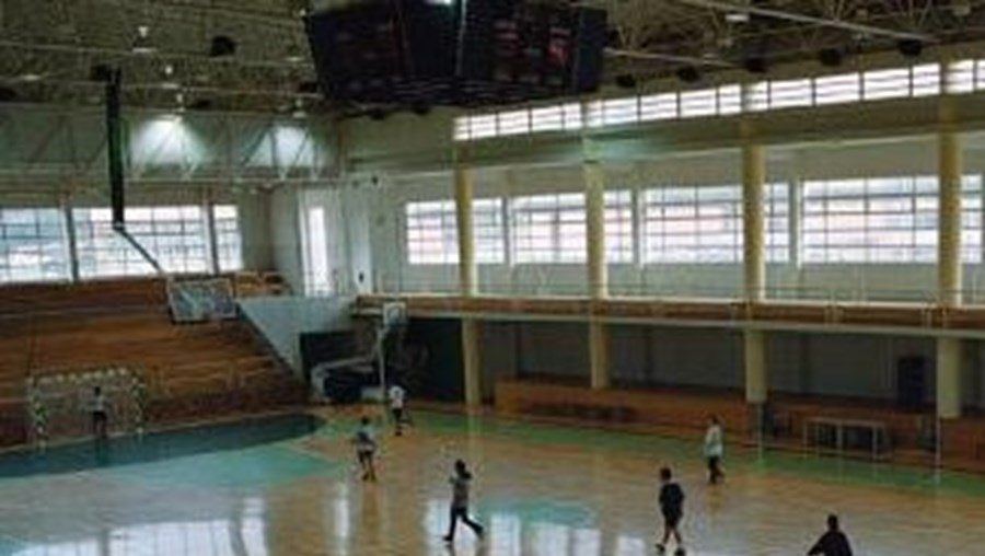 Jovem morreu durante jogo em pavilhão desportivo