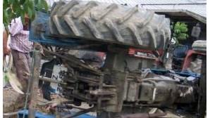 Acidente com tractor mata menino de oito anos