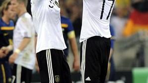 Alemanha faz primeira goleada do Mundial