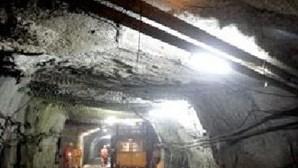 Minas da Panasqueira: Homem morre soterrado