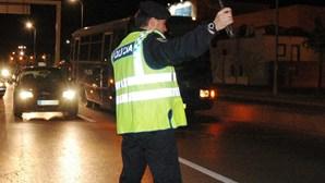 28 detidos em operações Stop