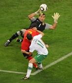 Eduardo fez óptima exibição mas não evitou golo adversário