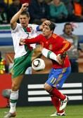 Ronaldo tentou ataque mas foi sempre travado