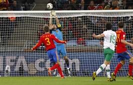 Casillas defendeu ameaça de português Tiago