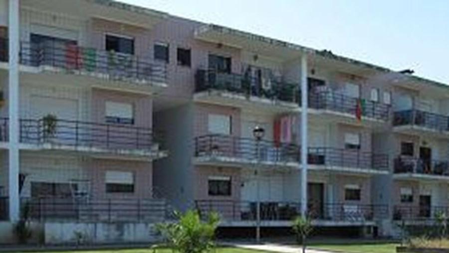 Afonso foi atropelado na urbanização onde vive