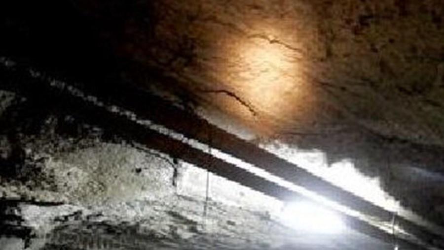 Homem morreu soterrado nas minas da Panasqueira