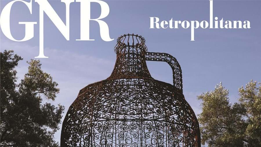 O novo disco dos GNR